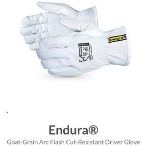Endura® Goat-Grain Arc Flash Driver Glove size M